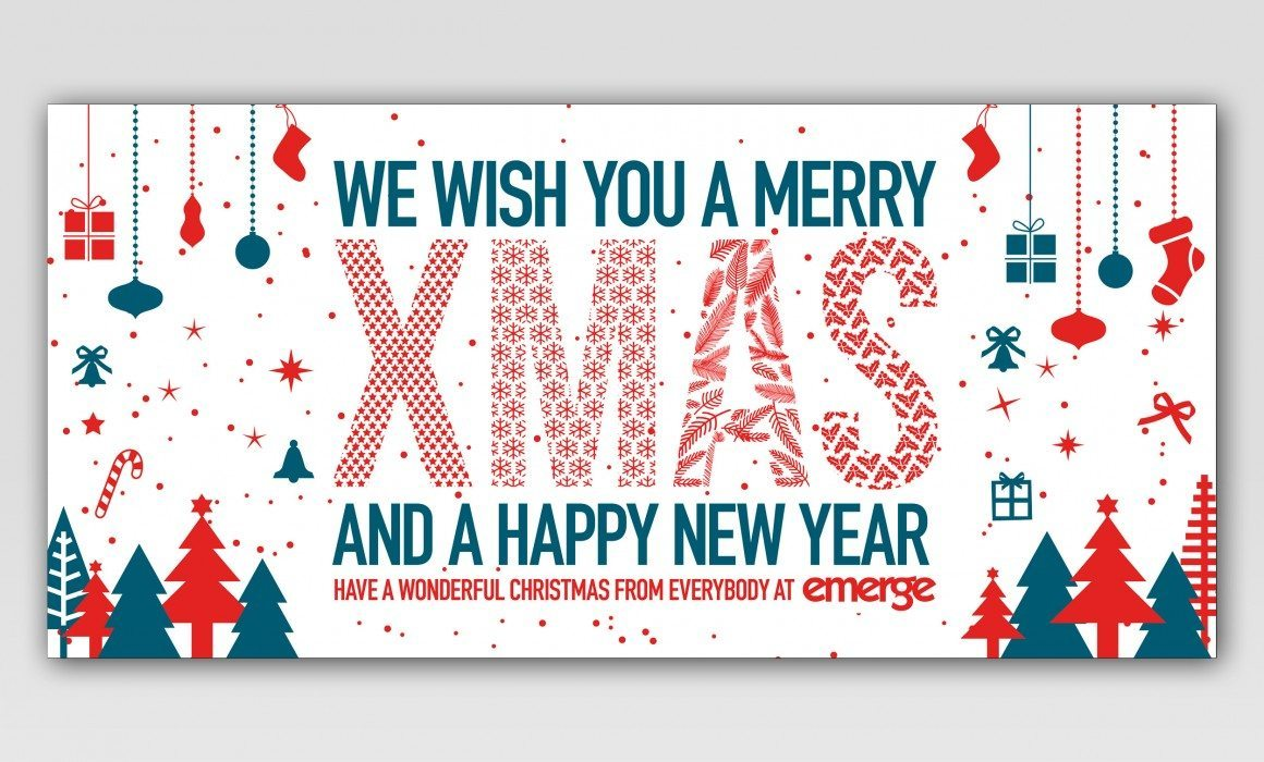 Merry Christmas from Emerge
