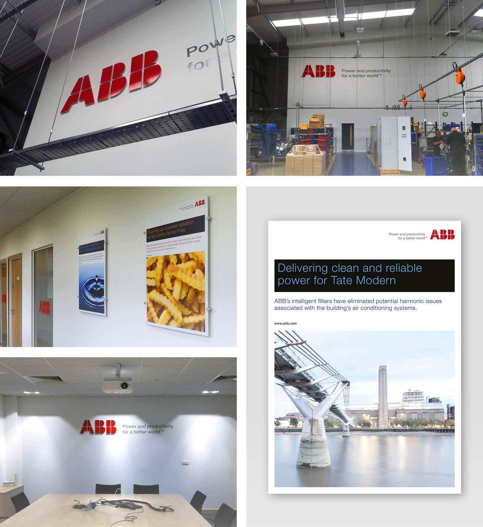 Office & Warehouse Branding