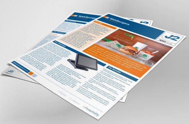 J2 Cleint Case Study Design