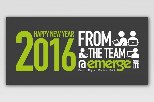 Happy New Year from Emerge