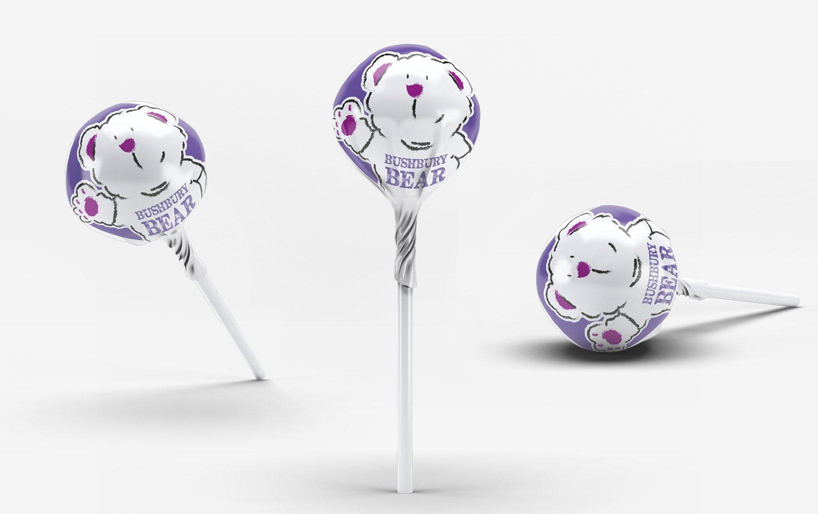 Bushbury promotional sweets