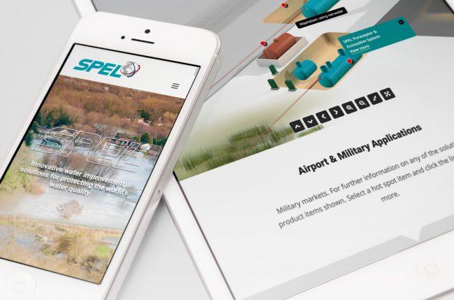 SPEL website