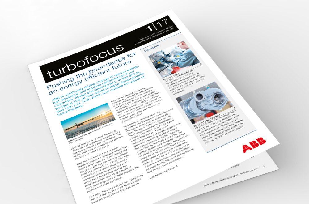 Turbo Focus 1-17 newsletter