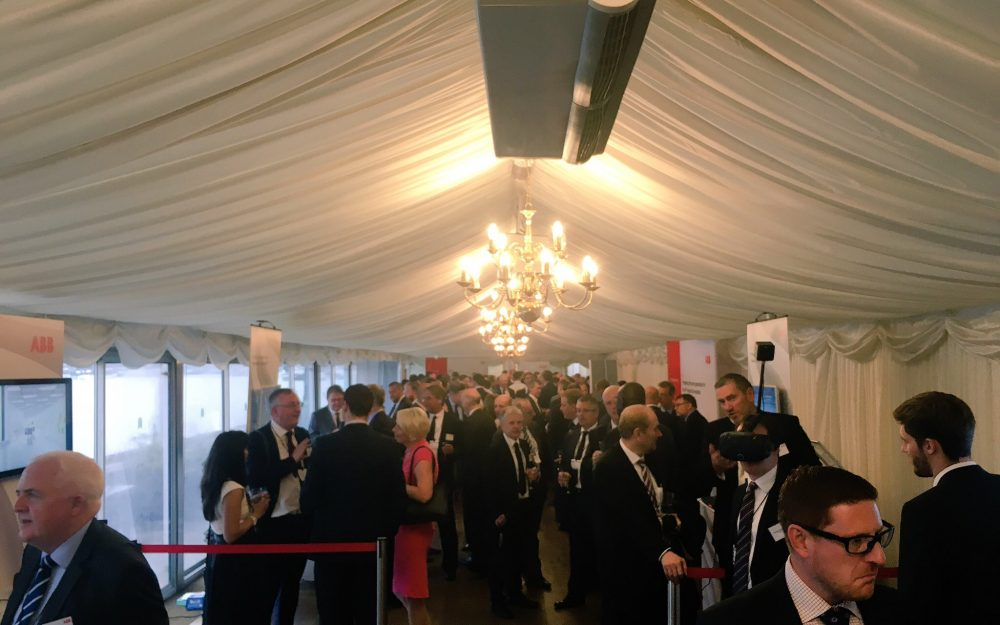 ABB House of Commons Event