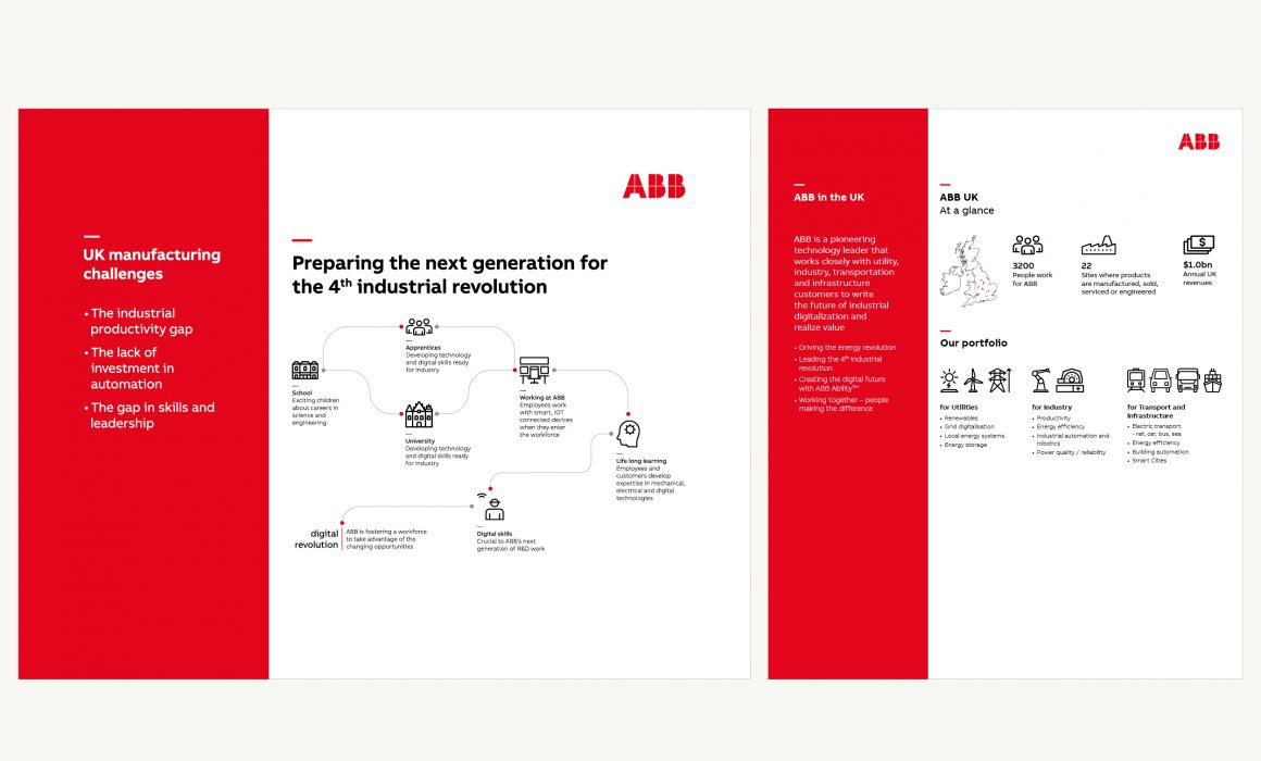 ABB's House of Commons Event