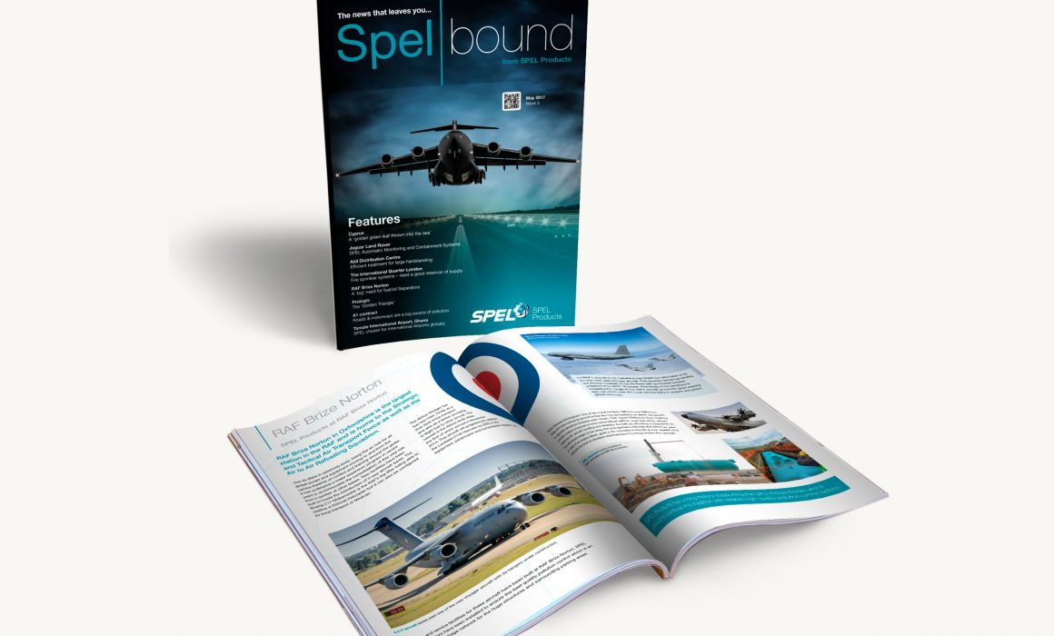 SPEL Bound Issue 3