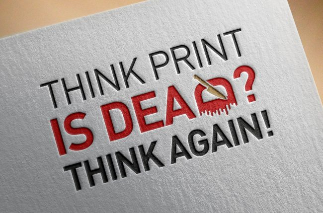 Emerge brand - Blog - Print is not dead