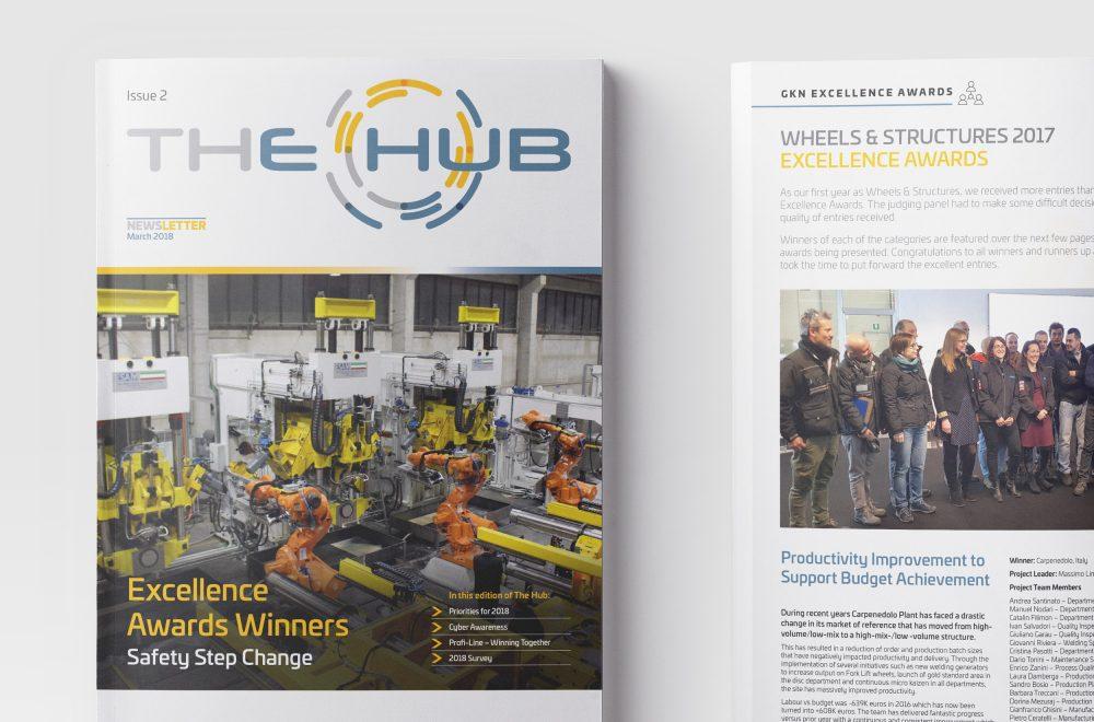 GKN Wheels 'The Hub' Newsletter