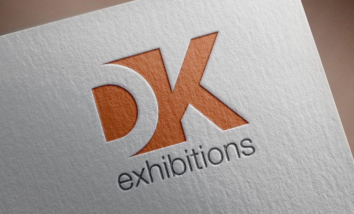 DK exhibitions logo