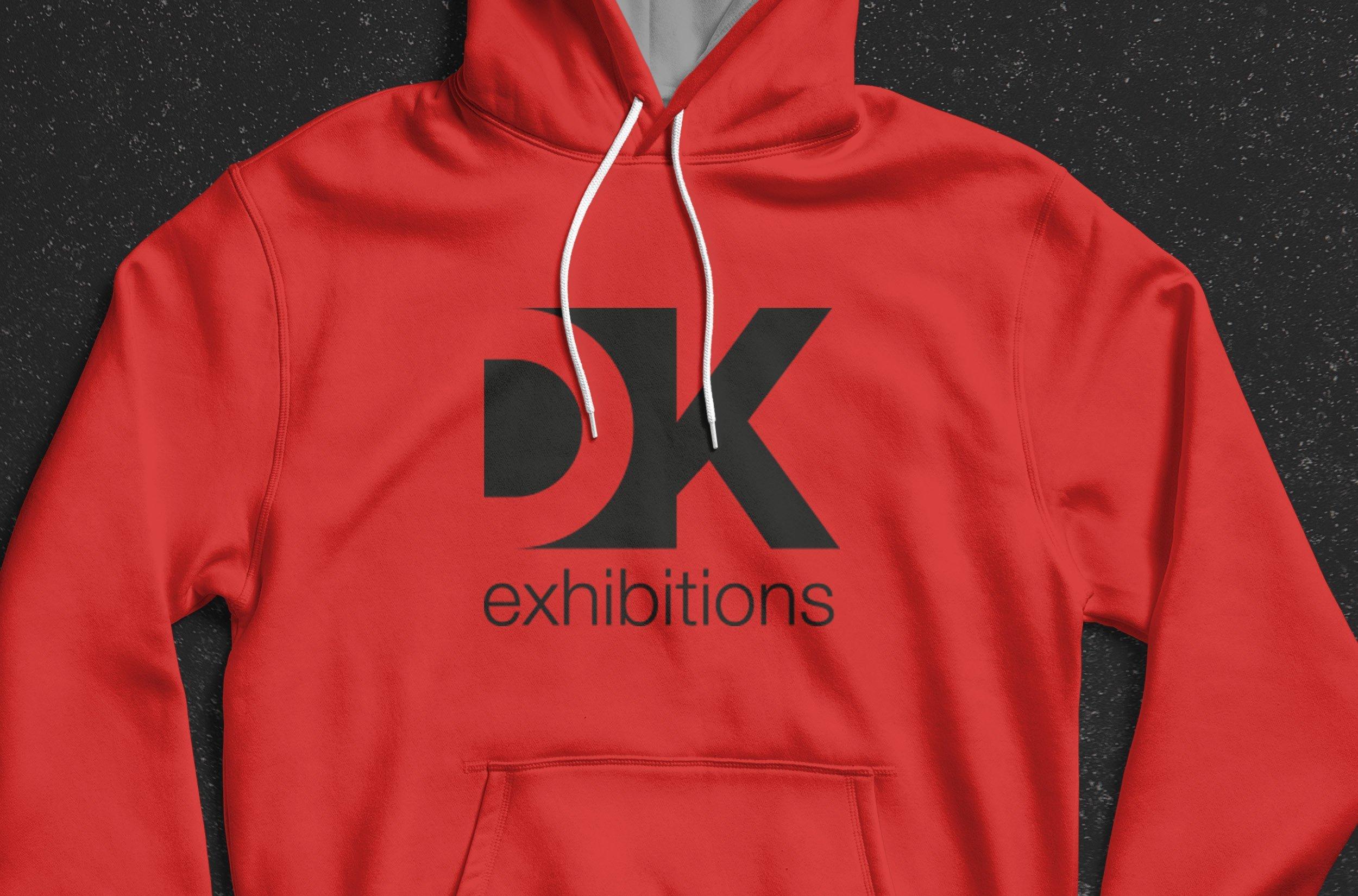 DK exhibitions hoodie