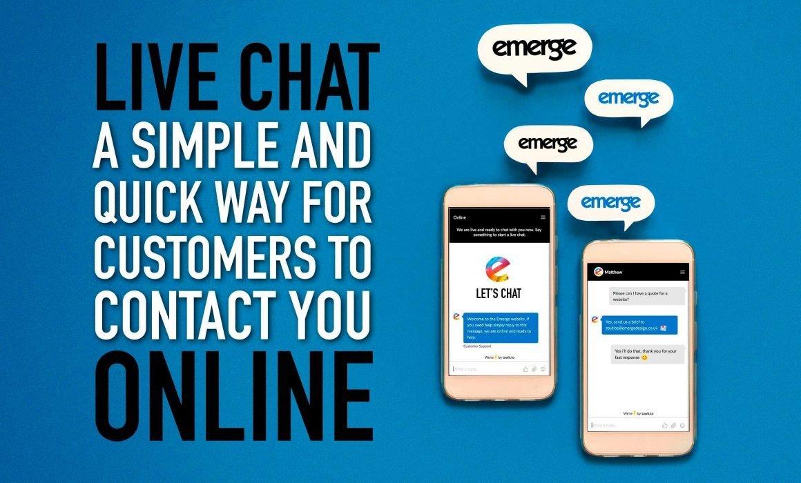 Emerge Live Chat